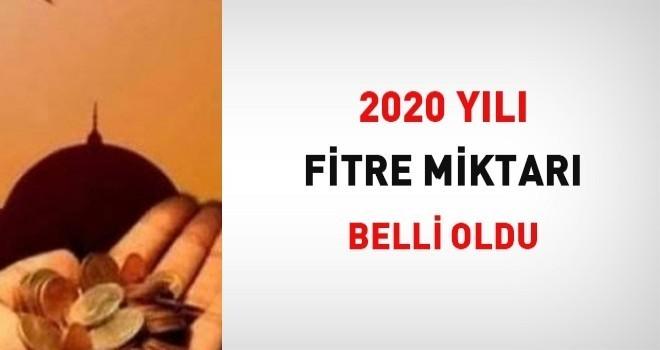 Fitre 2020 Belli Oldu