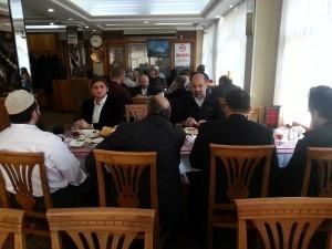 Hak-Bir-Sen İstanbul/Fatih' de Üyeleri İle İSTİŞARE Toplantısı Gerçekleştirdi...